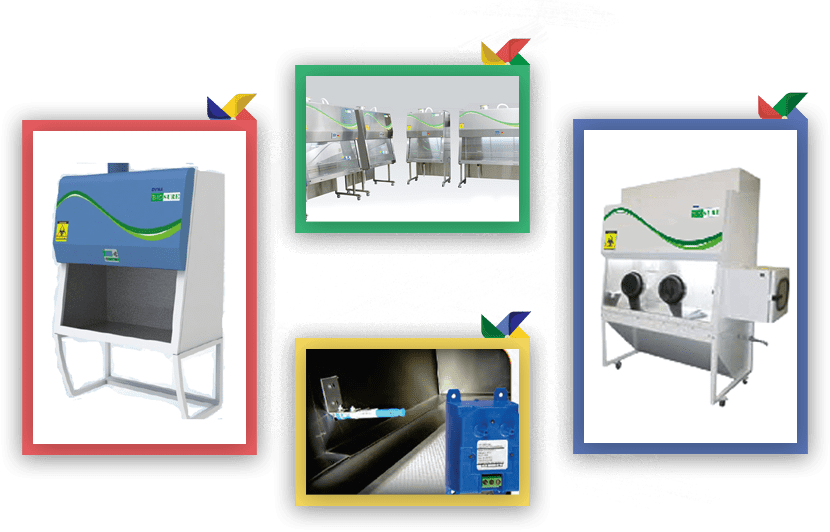 Contamination Control Equipments